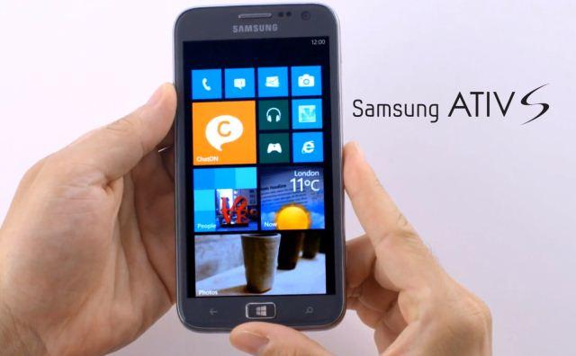 Samsung Ativ S con WP8, la recensione completa