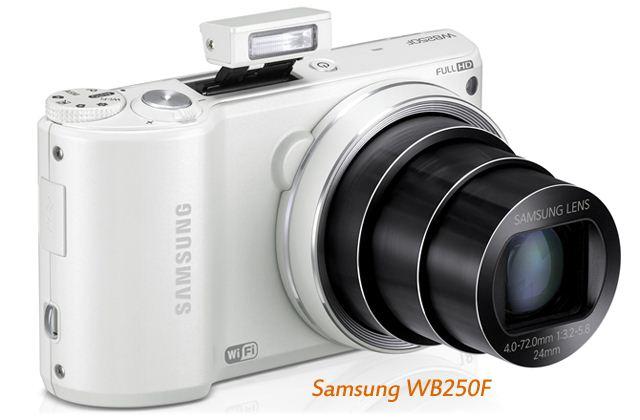 Samsung, tutte le fotocamere Smart Cam presentate al CES 2013