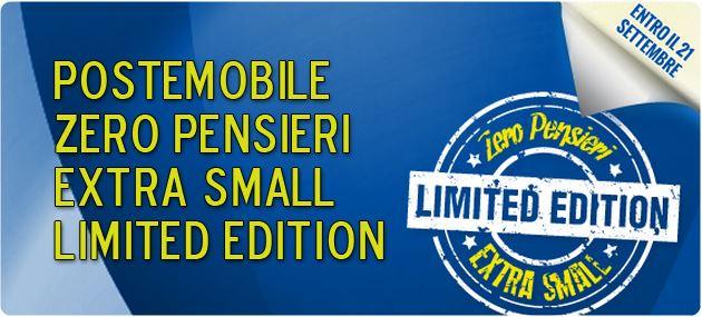 PosteMobile Zero Pensieri: 450 minuti, SMS e 1 GB a 9 euro ...