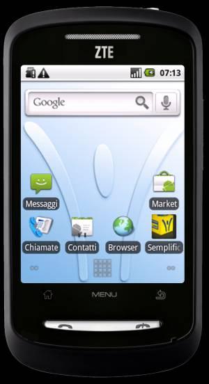 foto del cellulare PosteMobile Smart