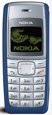 foto del cellulare Nokia 1110