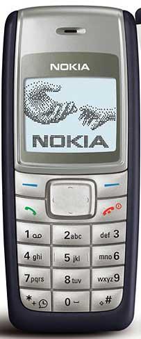 foto del cellulare Nokia 1112