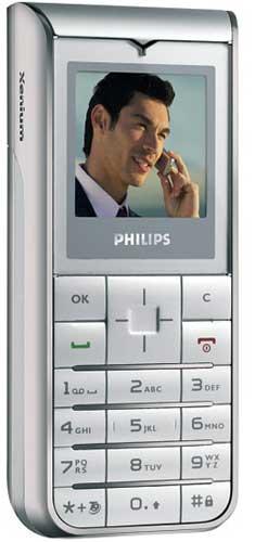 foto del cellulare Philips Xenium 189