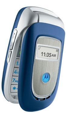 foto del cellulare Motorola V191