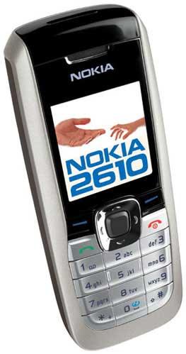 foto scheda Nokia 2610