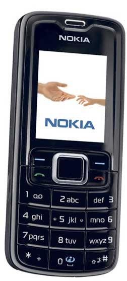 foto del cellulare Nokia 3110 Classic