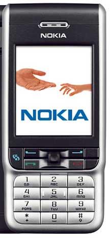 foto del cellulare Nokia 3230