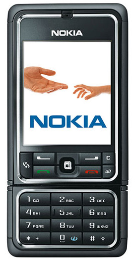 foto del cellulare Nokia 3250