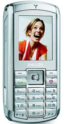 foto del cellulare Philips 362