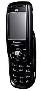 foto del cellulare VK 4000