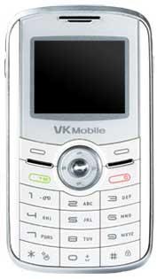 foto del cellulare VK 5000