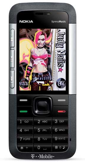 foto del cellulare Nokia 5310 Xpress Music