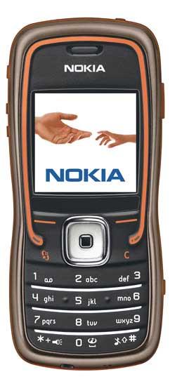 foto del cellulare Nokia 5500 Sport Music Edition