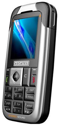 foto del cellulare Alcatel OT-555