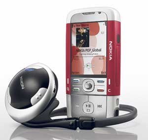 foto del cellulare Nokia 5700