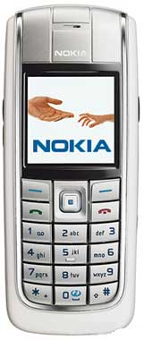foto del cellulare Nokia 6020