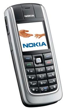 foto del cellulare Nokia 6021