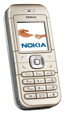 foto del cellulare Nokia 6030