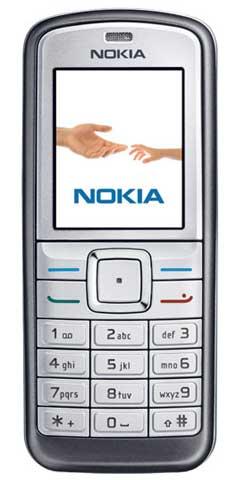 foto del cellulare Nokia 6070