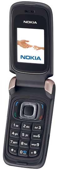 foto del cellulare Nokia 6086