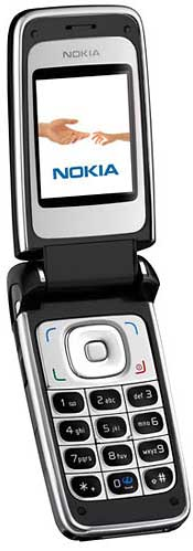 foto del cellulare Nokia 6125