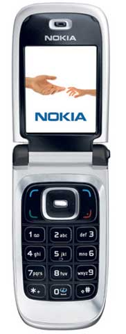 foto del cellulare Nokia 6131