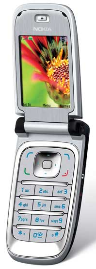 foto del cellulare Nokia 6133