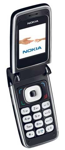 foto del cellulare Nokia 6136