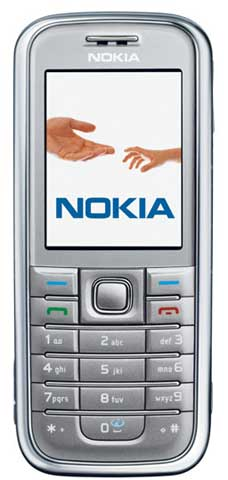 foto del cellulare Nokia 6233