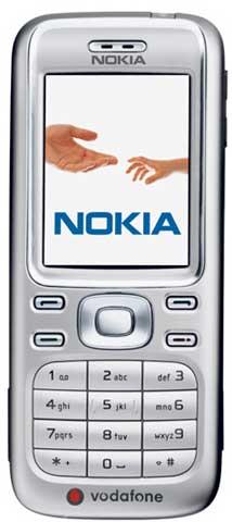 foto del cellulare Nokia 6234