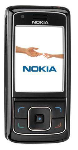 foto del cellulare Nokia 6288