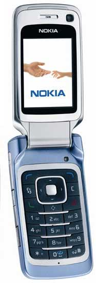 foto del cellulare Nokia 6290