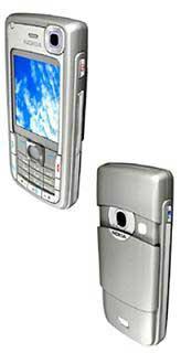 foto del cellulare Nokia 6680