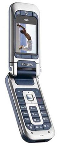 foto del cellulare Philips 760