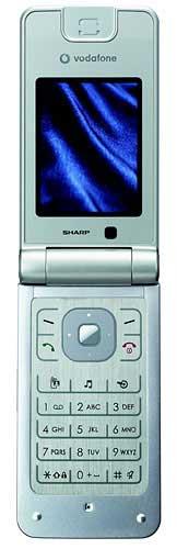 foto del cellulare Sharp 770SH