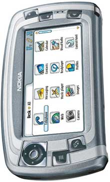 foto del cellulare Nokia 7710