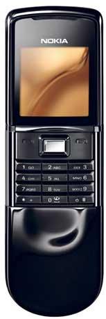 foto del cellulare Nokia 8800 Sirocco Edition