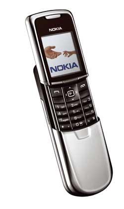 foto del cellulare Nokia 8800