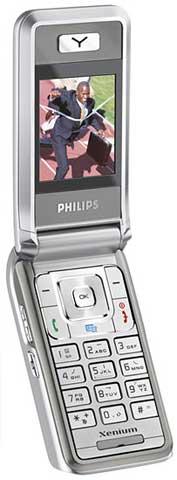 foto del cellulare Philips Xenium 9@9e