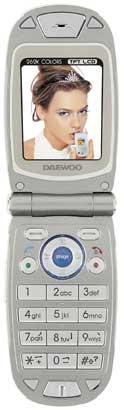 foto del cellulare Daewoo Dw930