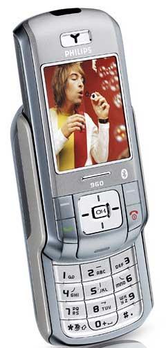 foto del cellulare Philips 960