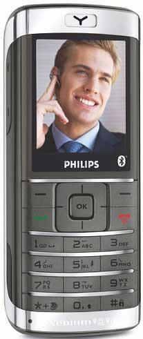 foto del cellulare Philips Xenium 9@9d