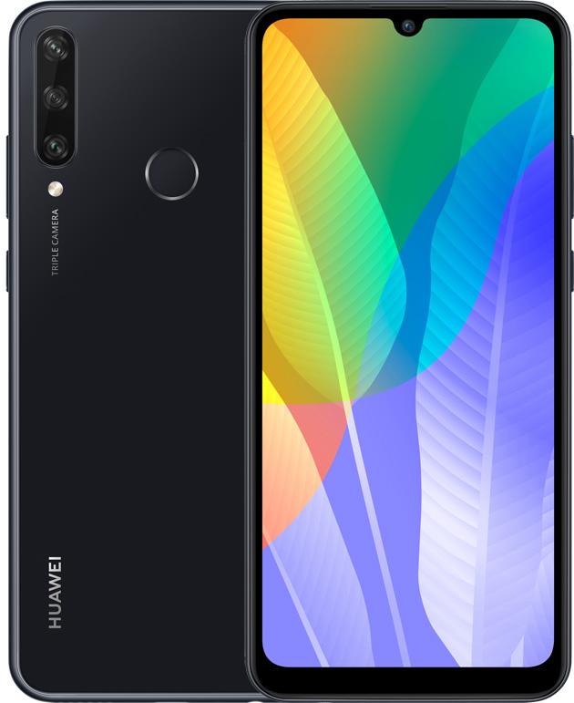 foto del cellulare Huawei Y6P