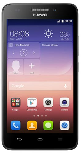foto del cellulare Huawei Ascend G620s