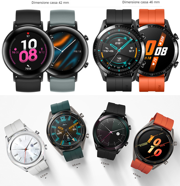 foto del cellulare Huawei Watch GT 2