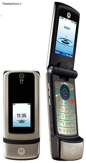foto del cellulare Motorola KRZR K3