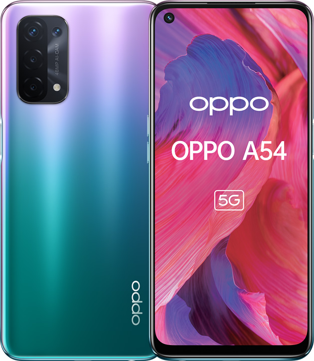 foto del cellulare Oppo A54 5G
