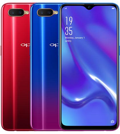 foto del cellulare Oppo RX17 Neo