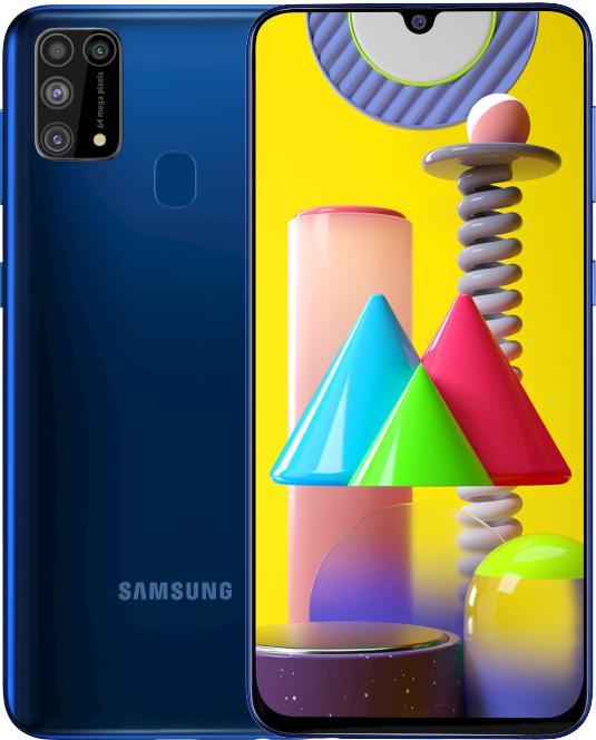 foto del cellulare Samsung Galaxy M31