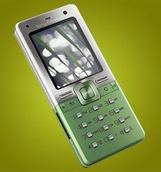 foto del cellulare Sony Ericsson T650i